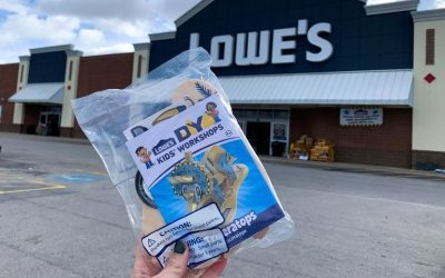 Lowe's Build and Grow Workshops is a win-win campaign!