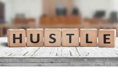 How to Flex Your Hustle Muscle
