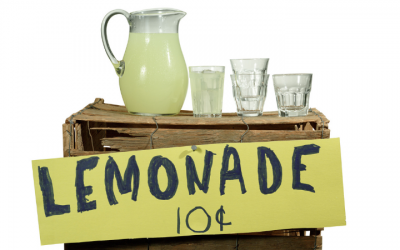 Turning Your Lemons into a Lemonade Stand