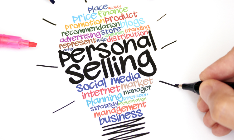 Selling is Not a Dirty Word